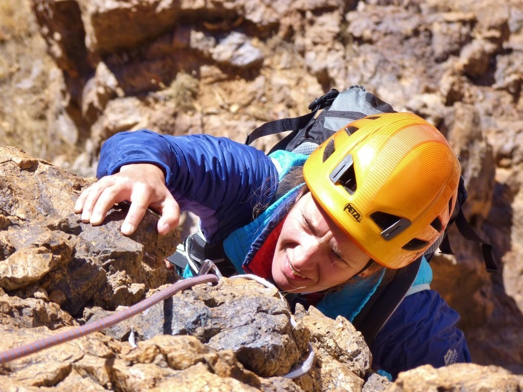 Rock Climbing Courses Snowdonia North Wales