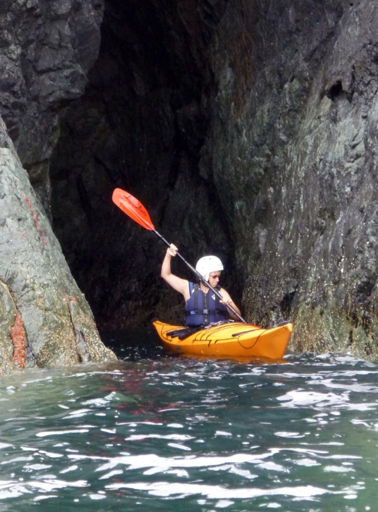 Sea Kayaking Courses Snowdonia North Wales